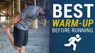 How To Warm Up for Your Run WITHOUT Stretching | It's Science