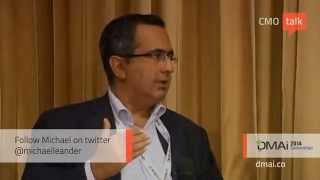 CMO Talk: Ajay Row talking about the birth and evolution of direct marketing in India