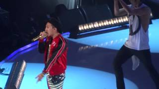 getlinkyoutube.com-140809- G-DRAGON - 니가 뭔데 (WHO YOU?) @ M! Countdown KCON 2014