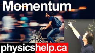 Momentum Part 1 Physics Lesson