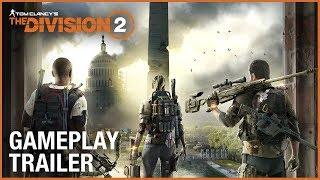 The Division 2 - E3 2018 Játékmenet Trailer