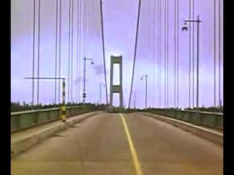 Il crollo del ponte Tacoma (1940)