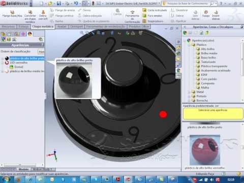 Display Manager - SolidWorks 2011.wmv