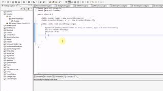 getlinkyoutube.com-Learning Java: Part 14: Using ArrayLists