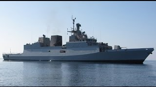 getlinkyoutube.com-Philippines Decided to Buy The Kamorta Class Frigate From India