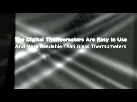 BD Thermometers -- Take Temperature Reading Digitally