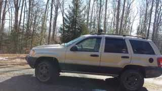 "Rough Country Reviews: 2"" Jeep WJ Suspension Lift Kit"