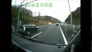 getlinkyoutube.com-名阪国道の覆面パトカーの取り締まり