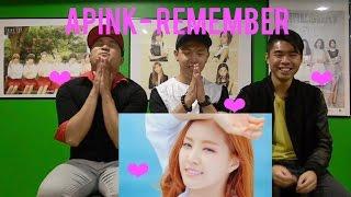 getlinkyoutube.com-Apink(에이핑크) - REMEMBER (리멤버) MV REACTION (EPIC FANBOYS)