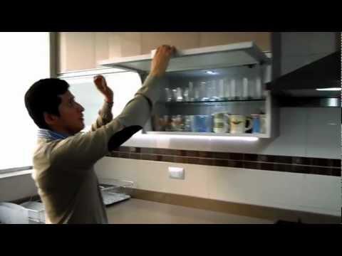 Cocina Diseño Minimalista  y moderna : Familia Briones