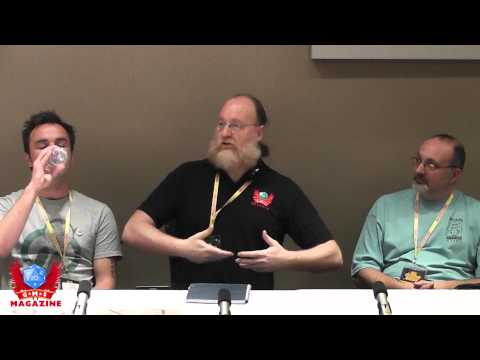 Video Seminar - Game Design at UK Games Expo