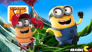 getlinkyoutube.com-Despicable Me 2: Minion Rush Unlock Lifeguard