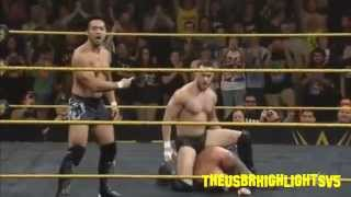 getlinkyoutube.com-Finn Bálor (Prince Devitt) WWE Debut - NXT 11/06/14