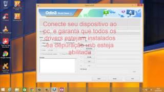getlinkyoutube.com-TUTORIAL-Recuperar seu tablet galaxy tab 3 lite smt110 (ROM ORIGINAL)