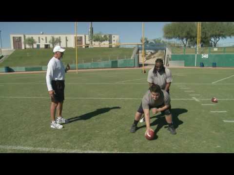 Quarterback Skills and Drills - Coach Ed Zaunbrecher  - 95 Minute Instructional Video