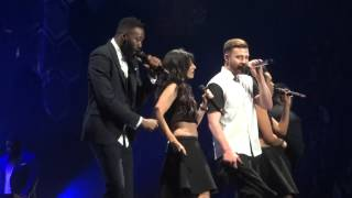 getlinkyoutube.com-Justin Timberlake - Summer Love & Lovestoned - The Forum 11.24.14