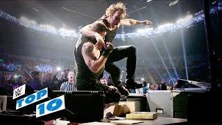 getlinkyoutube.com-Top 10 SmackDown moments: WWE Top 10, January 7, 2016