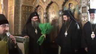 Ответное слово настоятеля Патриаршего Подворья в Софии