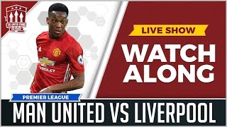 getlinkyoutube.com-Manchester United vs Liverpool LIVE STREAM WATCHALONG 2