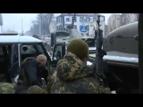 Грозный день. Штурм школы №20 с муджахидами Имарат Кавказ. (Обновляется)