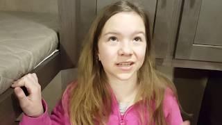 getlinkyoutube.com-RV Show fun!  Driveable bathrooms? | Life With Jillian & Addie | Babyteeth4