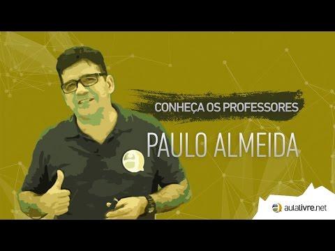Conheça os Professores #09 - Paulo Almeida - História do Brasil - Jânio Quadros e João Goulart