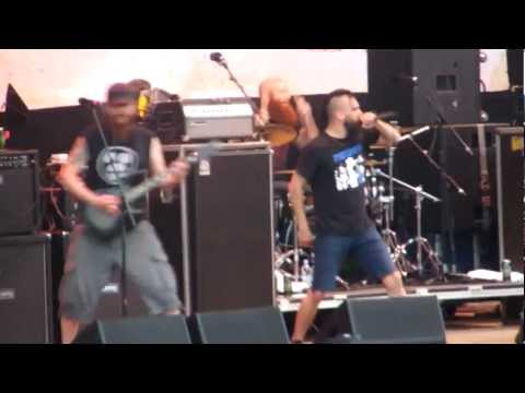 Killswitch Engage - Holy Diver Live at Download Festival June 9th 2012
