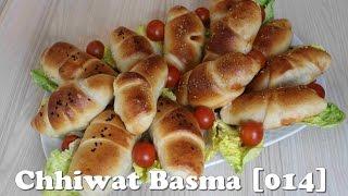 getlinkyoutube.com-Chhiwat Basma [014] - Petits pains aux fromages et thon خبيزات محشوة بالجبن والتونة