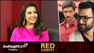 getlinkyoutube.com-Priya Anand speaks about her Romantic links with actors | Prithviraj, Gautham Karthik | Interview