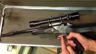 getlinkyoutube.com-Thompson Center Contender 44  Magnum Short Rifle