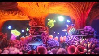 getlinkyoutube.com-[4K] Finding Nemo Submarine Voyage : 2014 POV - Disneyland Resort, California