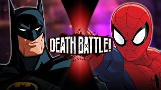 getlinkyoutube.com-Batman VS Spider-Man | DEATH BATTLE! | ScrewAttack!