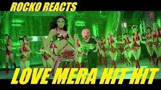Love Mera Hit Hit | Shahrukh Khan,Deepika Padukone | Full Song Reaction