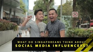 What Do Singaporeans Think Of Social Media Influencers? | Word On The Street | EP 22