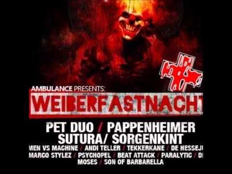 SUTURA   @ AMBULANCE WEIBERFASTNACHT TRADITION - BOGEN 2 KÖLN 27.02.2014