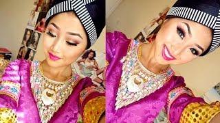 getlinkyoutube.com-Hmong Inspired Makeup Tutorial
