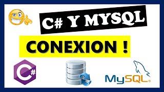 getlinkyoutube.com-Creando conexión C# y MySQL