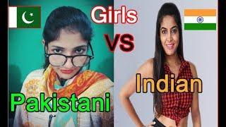 Pakistani Modern Girls Vs Indian Modern Girls - Pakistani Reacts - Aqsa Malick