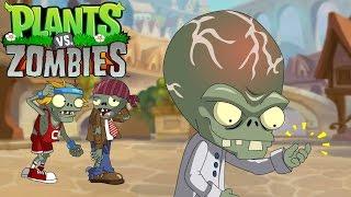 Plants vs. Zombies Animation : Scientific Research