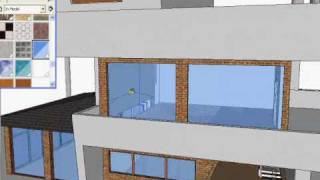 Sketchup Modern House Design [Not finished]