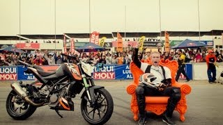 getlinkyoutube.com-KTM Stuntrider Rok Bagoros in South America 2012