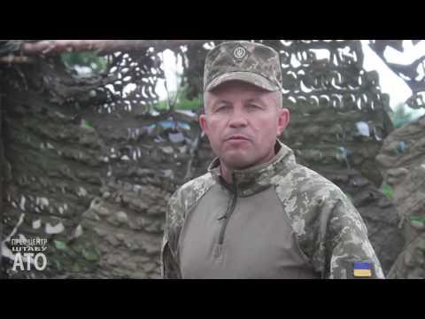 Террористы цинично обстреляли бригаду ремонтников в районе Марьинки.