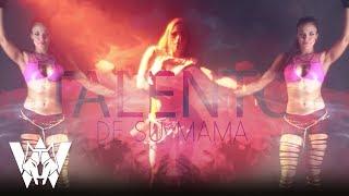 Wolfine - Talento de su mama   Video Lyric