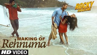 getlinkyoutube.com-REHNUMA Song Making Video | ROCKY HANDSOME | John Abraham, Shruti  Haasan | T-Series