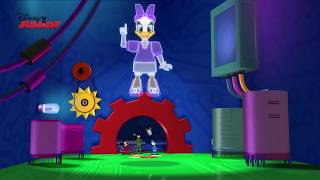 getlinkyoutube.com-Mickey Mouse Clubhouse | Fix The Mousekedoer! | Disney Junior UK