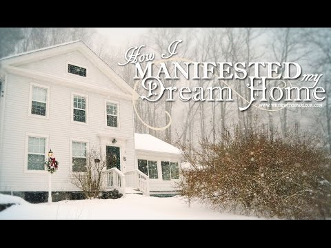 My Story: How I Manifested My Dream Home ~ The White Witch Parlour