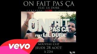 Lacrim - On Fait Pas Ça ft. Lil Durk (Teaser)