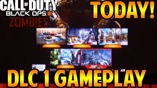 "getlinkyoutube.com-Black Ops 3 Zombies ""THE IRON DRAGON"" DLC GAMEPLAY TODAY! Bo3 Zombies NEW DLC 1 MAP GAMEPLAY SOON"
