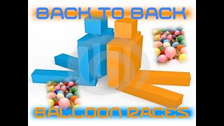 getlinkyoutube.com-BACK TO BACK BALLOON RACE