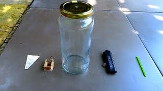 getlinkyoutube.com-Como hacer un electroscopio casero - Chindas12
